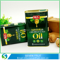 wholesale edible walnut oil cold walnut oil with bulk drum