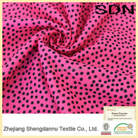 Cheap Polar Fleece Fabric, Dress Train Printed Fleece Fabric