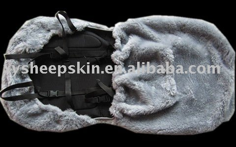 100% Australian Sheepskin Car Seat Cover(factory)