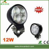 Top quality 12V Cree 12w super bright led working light