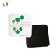 Pad Fridge Customized Shape Flexible Magnet Fancy Stick Note Notepad Magnetic Frames Baby Photo Album Pu Leather Holder