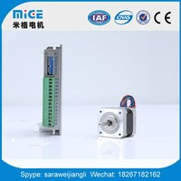 China cheap 2 phase step motor price mini dc motor 0.31N.m Nema 17
