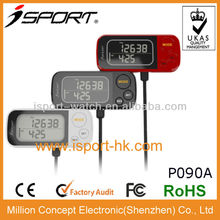 Step Counter Calorie Counter 3D G sensor Free Pedometers Foot Step Counter