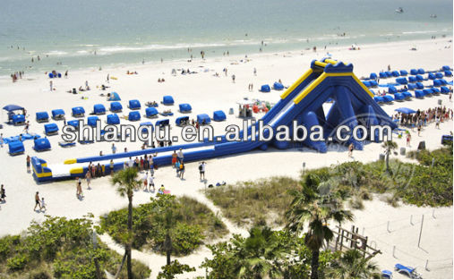 Adult Commercial inflatable Water Slides for Sale