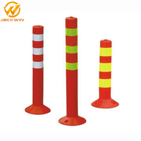2015 New Arrivals Traffic Safety Products Plastic Road Delineator