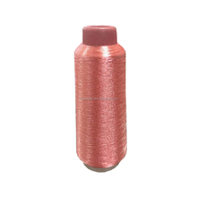 St Type Red Metallic Yarn With Excellent Quality Lurex zari yarn
