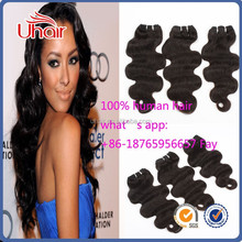Hot selling aliexpress virgin hair no shedding 6a unprocessed virgin hair no tangle human hair mongolian