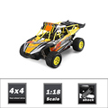 top popular toys kids racing 70hm/h RTR car 1:18 with brushed motor