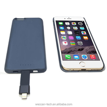 New Arrival external backup battery charger case for iphone 5