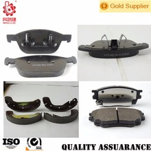 2016 china New Design Factory price auto parts Brake Pad hi-q For hyundai car parts
