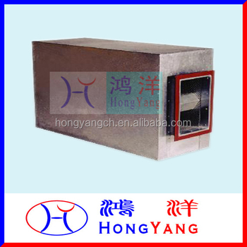 Sound Attenuator for Clear Air Duct