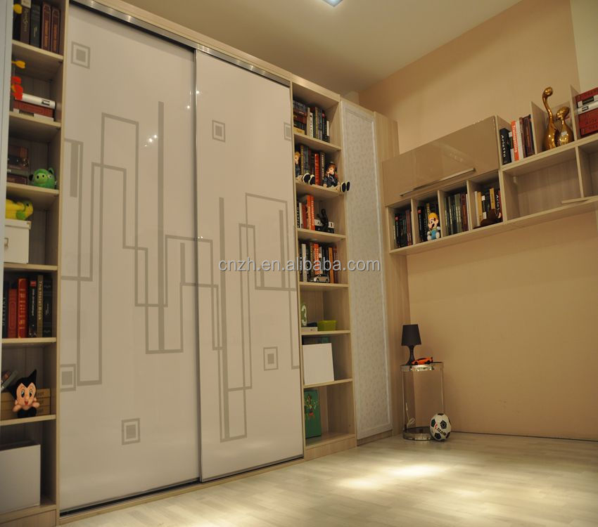 China Bedroom Wardrobe Furniture For Sale With Shutter