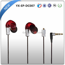 3.5mm In-Ear Earbuds Earphone Headset Headphone Remote Mic For Apple iPhone iPod