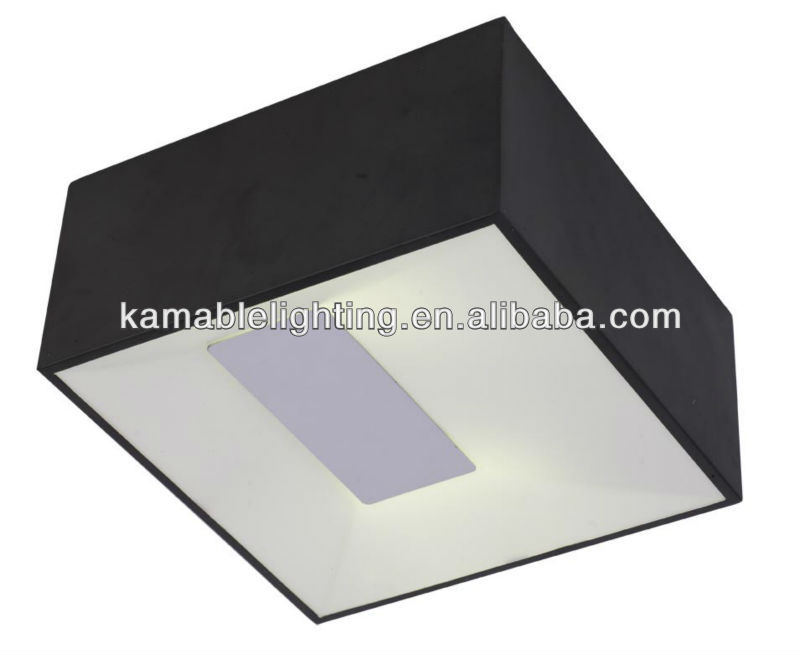 Modern Room Square Ceiling LED Lamp