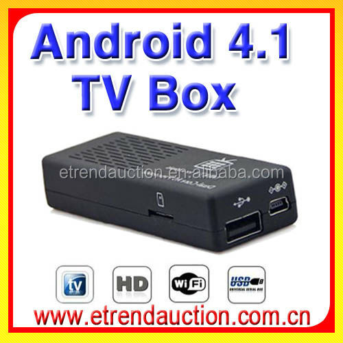 Mk808 google android tv player 4.1 RK3066 A9 8G 2160P