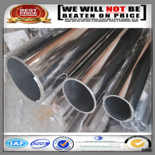 1 1/2'' inch 304 stainless steel tube 38.1mm