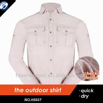 Men's Outdoor Casual Shirt