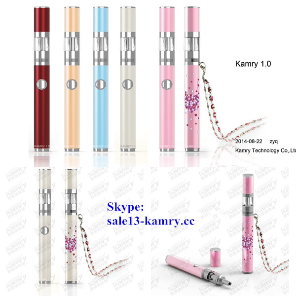 Lattest design clean and safe ego e cigarette luxury