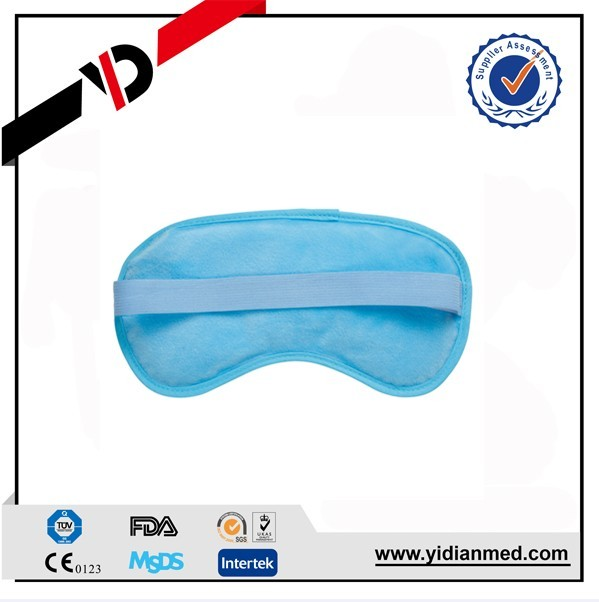 Eye cooling pad od fabric gel mask