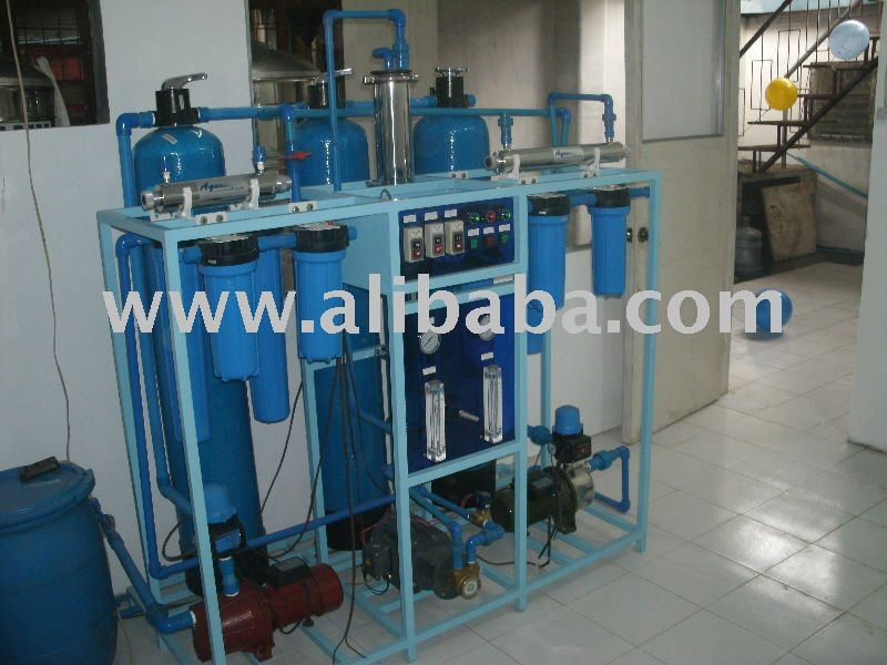 3IN1 WATER PURIFICATION SYSTEM