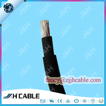 PV wire UL certified wire used for PV systems XLPE insulation and jacket