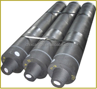 UHP 300 Graphite Electrodes With Nipple