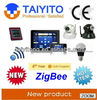 Best sells taiyito intelligent home system Zigbee network mode changeable smart house system android IOS home automation system