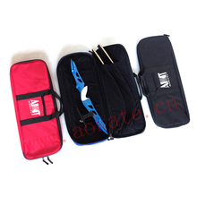 OEM recurve bow bag archery bag detachable recurve bow handle case