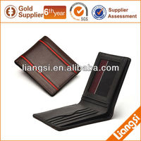 Stylish European Leather Wallet For Men