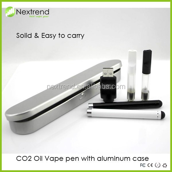 2015 best BHO extracted electronic cigarette touch pen