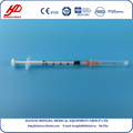 Auto disable syringe 0.5ml 1ml 2ml 5ml