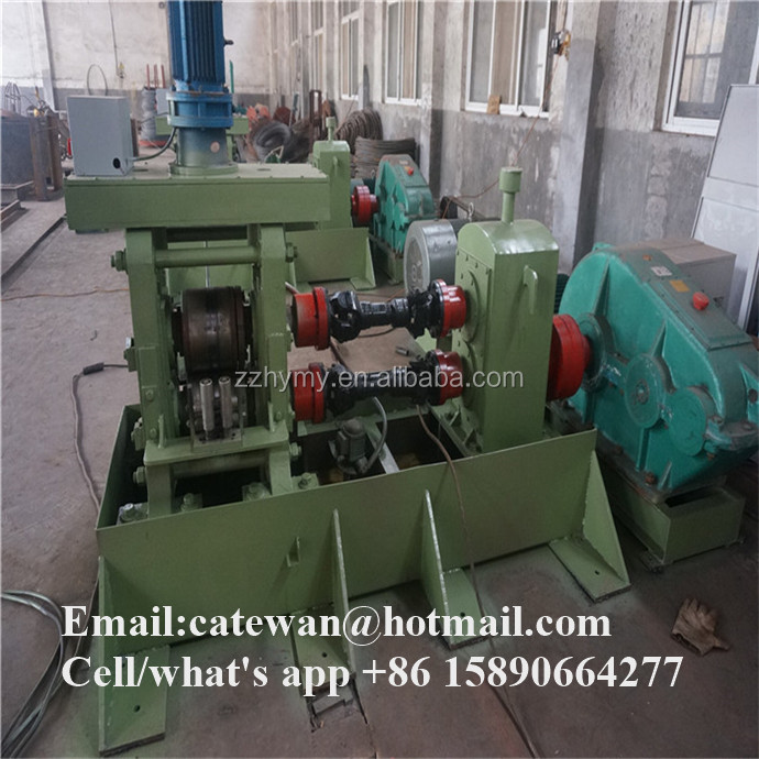 Easy to operate continuous rolling mill