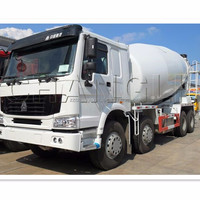 concrete mixer truck spare parts/diagram of concrete cement mixer truck