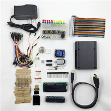 Raspberry PI 2 &Raspberry PI 3 Model B Learning Kit/Stater Kit US Plug