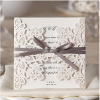 Cheap Price Wholesale Wedding Card Laser