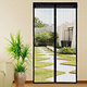 door curtain with magnets to keep flies out/anti flies curtain/mosquito net for door