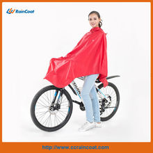 Recycling Biking riding rain poncho