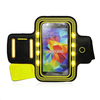 LED Flashing Light New sports armband for s5,for galaxy s5 armband pouch case