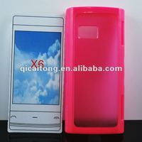 TPU+PC CASE for NOKIA X6