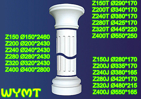 Column Molds And Roman Pillar For Sale Decorative Pillars And Column