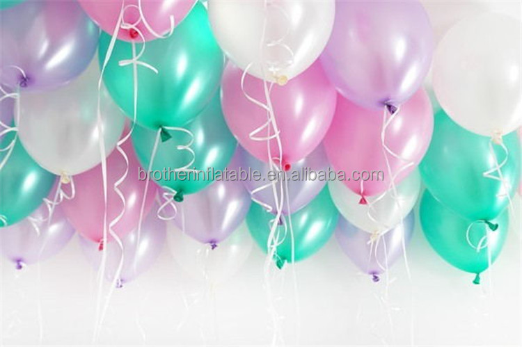 Made in China 12 inch 2.8g Standard Colorful Latex Balloon with Stick