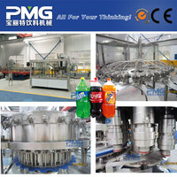 Superior Quality CE Certificate Sparkling water / carbonated drink bottling plant