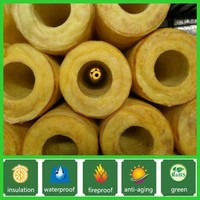 Superior quality low price moisture-proof glass wool pipe