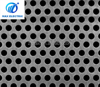 Hot sale & high quality perforated metal sheet