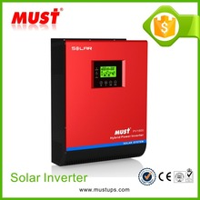 MUST Selectable Charging Current Parallel 6 pcs 1-5KVA Solar Inverter