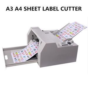 Automatic Feeding sheet to sheet cutting machine/Label sheet die cutter