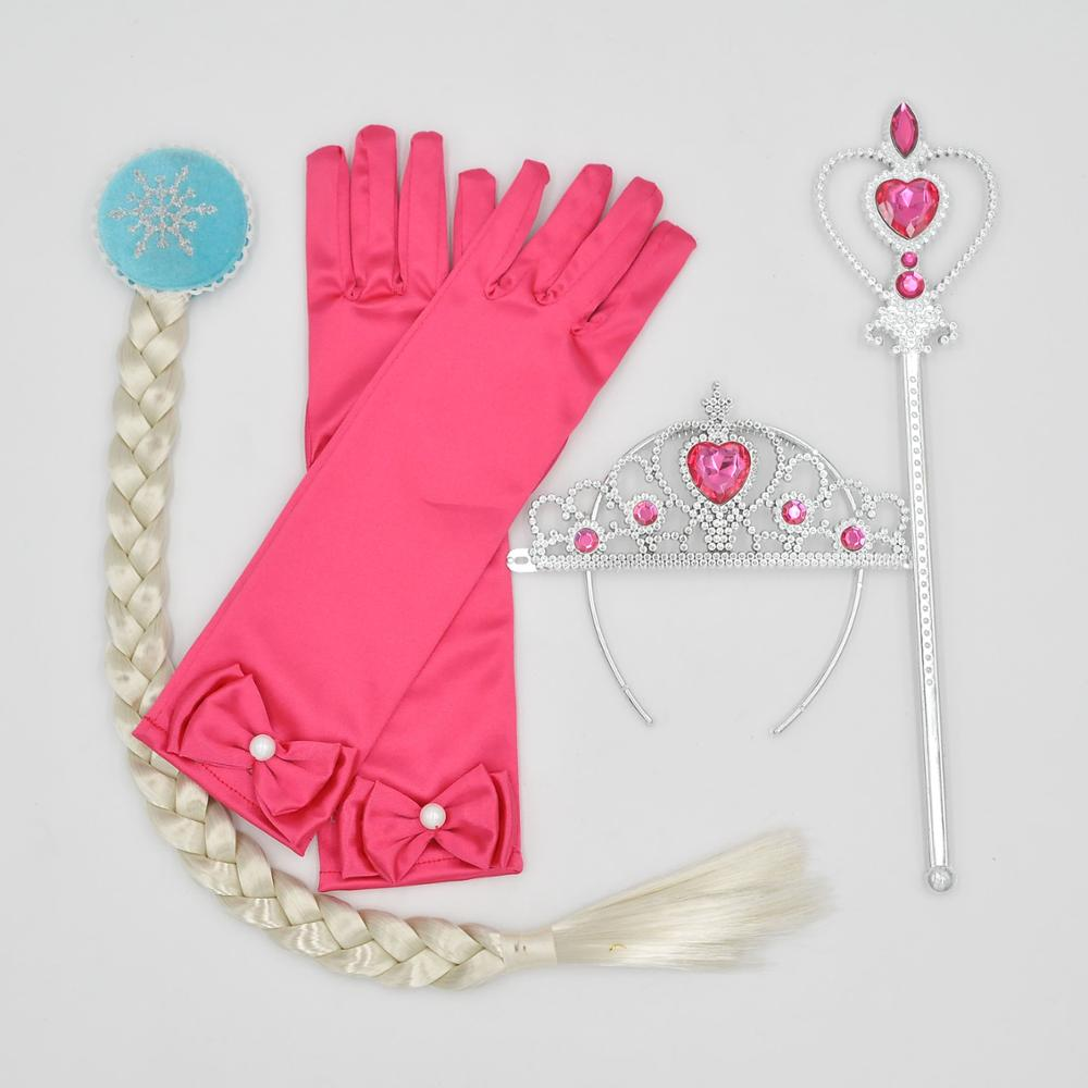 Wholesale fashion party plating plastic kids tiaras <strong>crown</strong> with magic wand