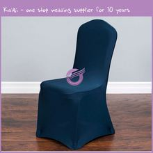 YT00313 cheap wholesale banquet wedding's spandex chair cover for sale