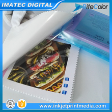 Waterproof Matte Synthetic PP Photo Paper for Dye and Pigment Inks Printing