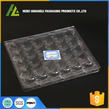holes disposable caves pvc plastic quail egg trays